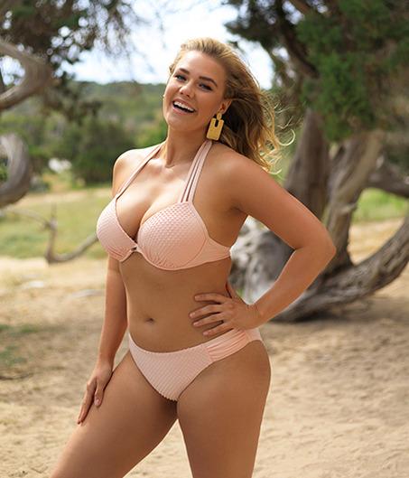 bikini för kraftiga kvinnor