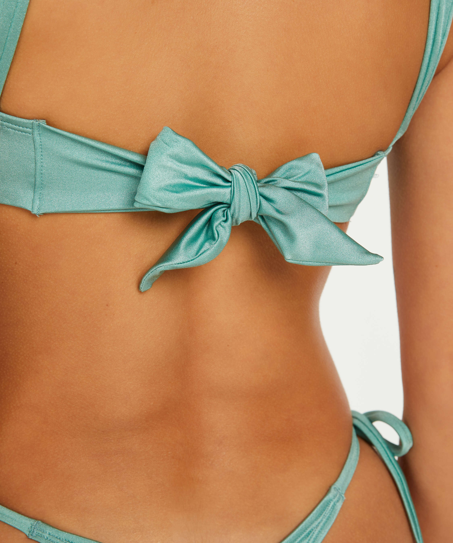 Triangel-bikiniöverdel SoCal, grön, main