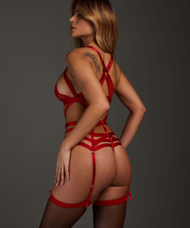 Iveress body, röd, main