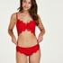 Brazilian-trosa Marilee, röd