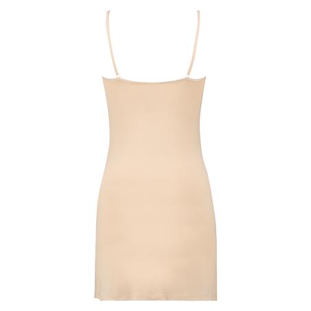 Utslätande underklänning - Level 1, Beige