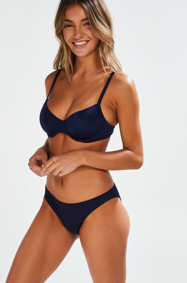 Hunkemöller Bikinitrosa Sunset Dream blå