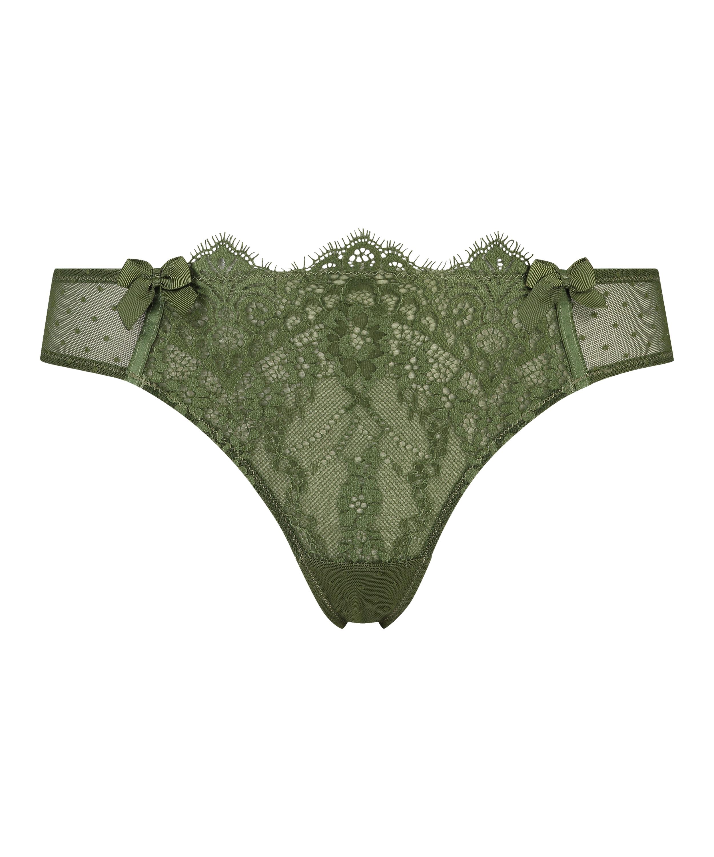 Stringtrosa Marilee, grön, main