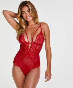 Kiki body, röd