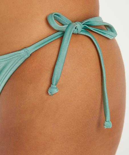 String-bikiniunderdel SoCal, grön