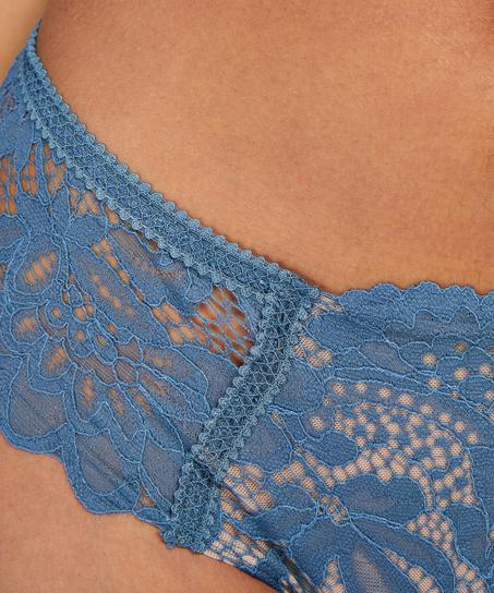 Brazilian-trosa Shiloh, blå