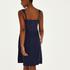 Nora Lace slipklänning, blå