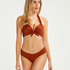 Galibi vadderas pushup-bikinitopp med bygel I AM Danielle Storlek A - E, Orange