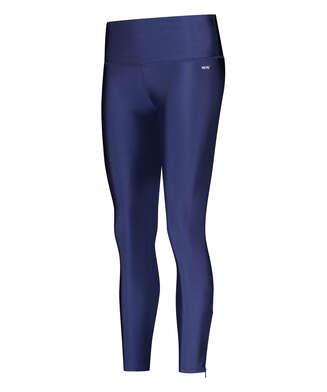 HKMX sportleggings med hög midja , blå
