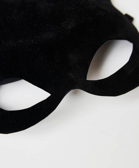 Private Mask, Svart