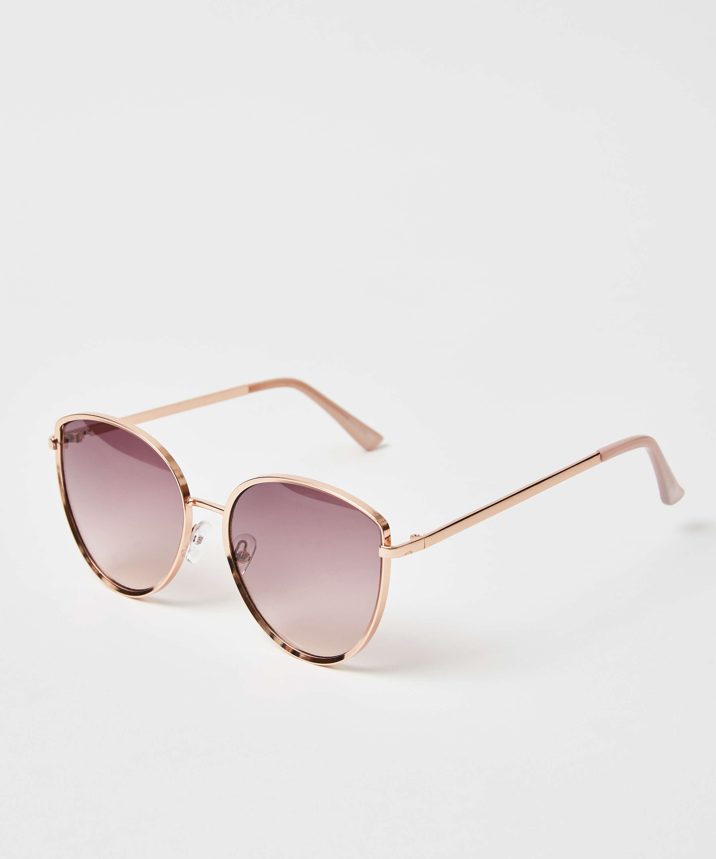 Solglasögon, Brun, main
