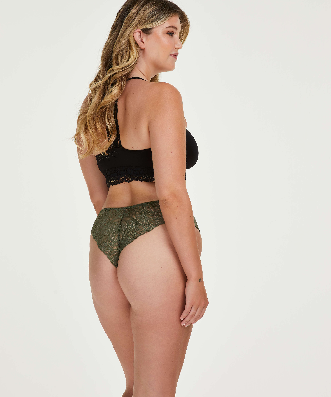 Brazilian-trosa Rosie, grön, main
