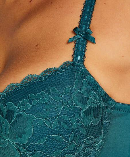 Formpressad bygel-bh Maya, blå