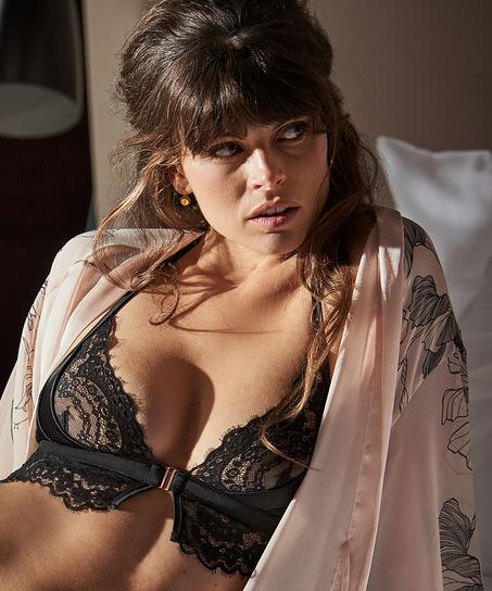 Bralette Celeste, Svart