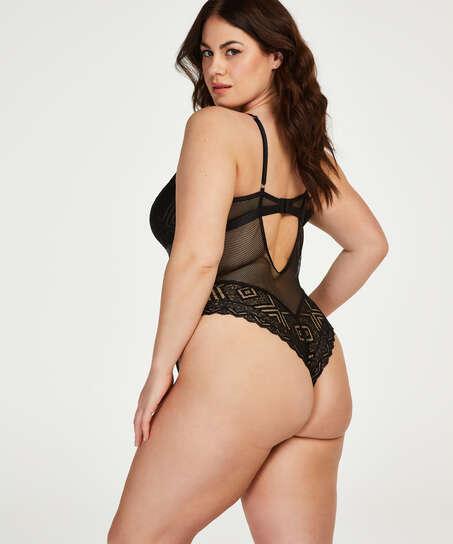 Jerrine body I AM Danielle, Svart