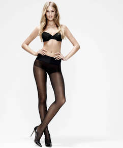 20 Denier sömlösa tights, Svart