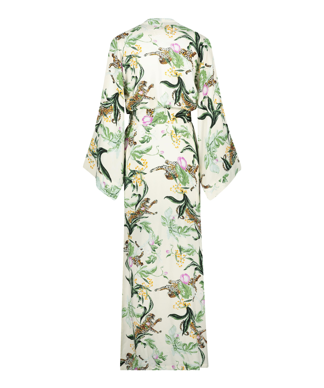 Lång kimono Leo, Rosa, main