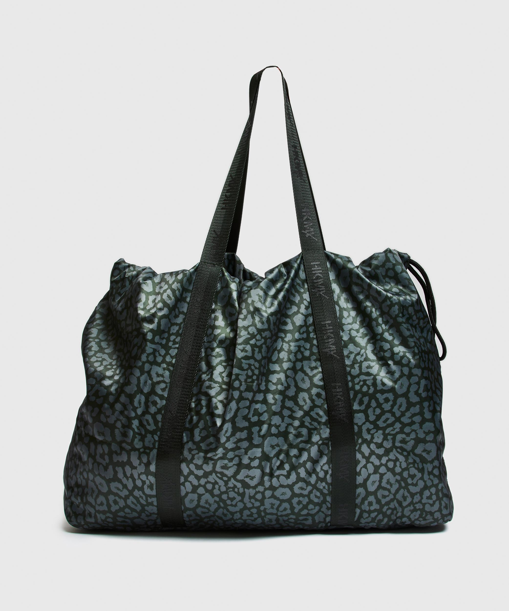 HKMX Stor väska, grön, main