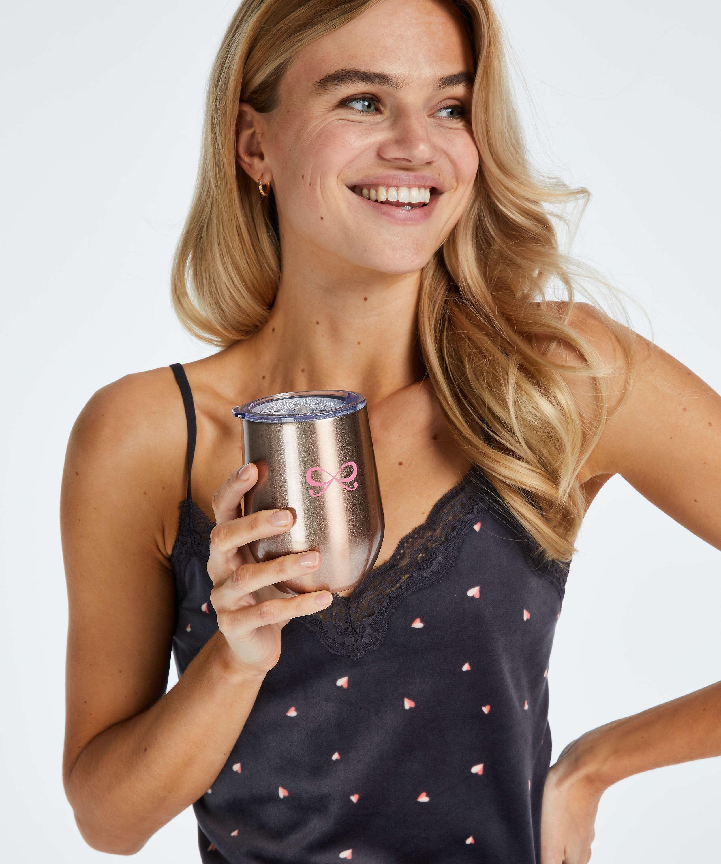 Thermo-kaffekopp, Rosa, main