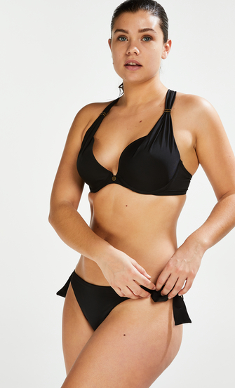 Brazilian-bikinitrosa Sunset Dream, Svart
