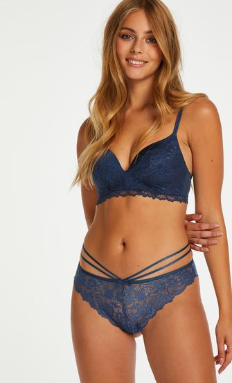 Almuth Brazilian, blå