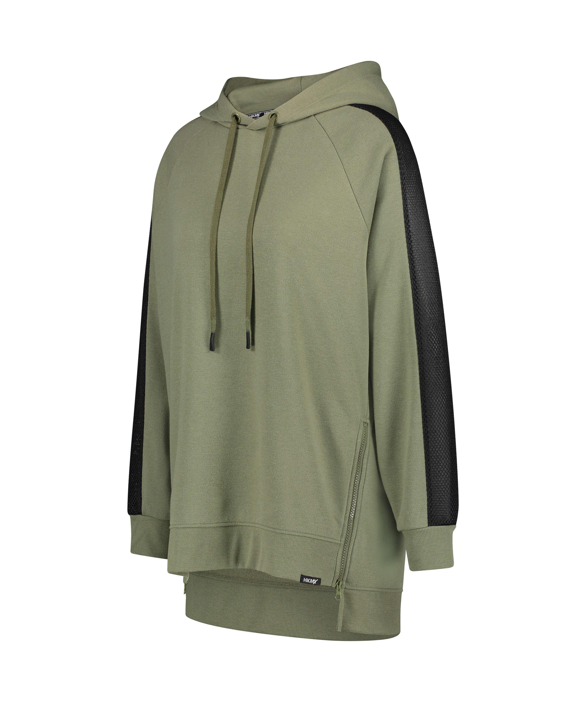 HKMX sweater, grön, main