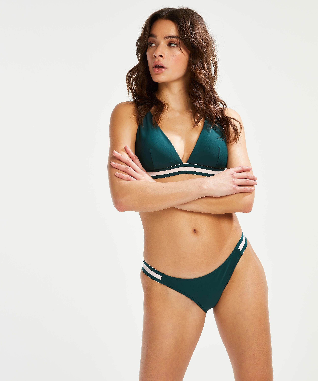 Rio bikiniunderdel Pinewood, grön, main
