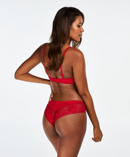 Brazilian-trosa Maya, röd