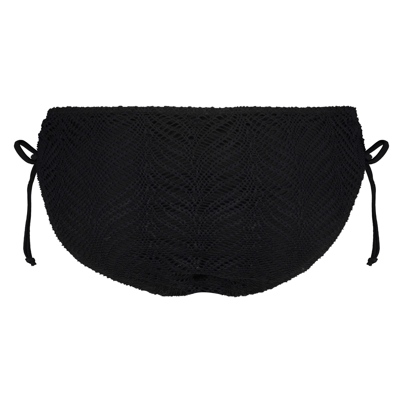 Crochet Rio Bikinitrosa, Svart, main