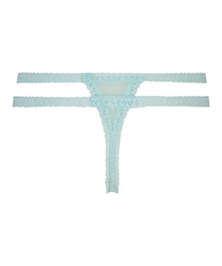 Stringtrosa Itzel, blå