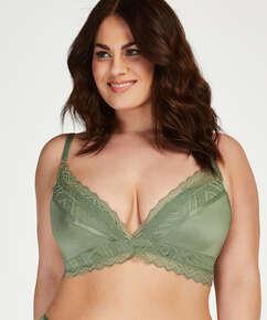 Rabella formpressad bh utan bygel I AM Danielle, grön