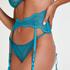 Isabelle strumebandshållare, blå