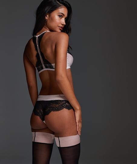 Amelia brasilianska shorts, Rosa