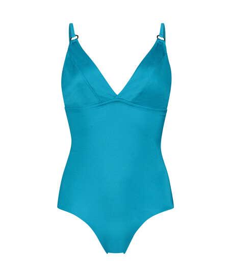 Celine baddräkt, blå