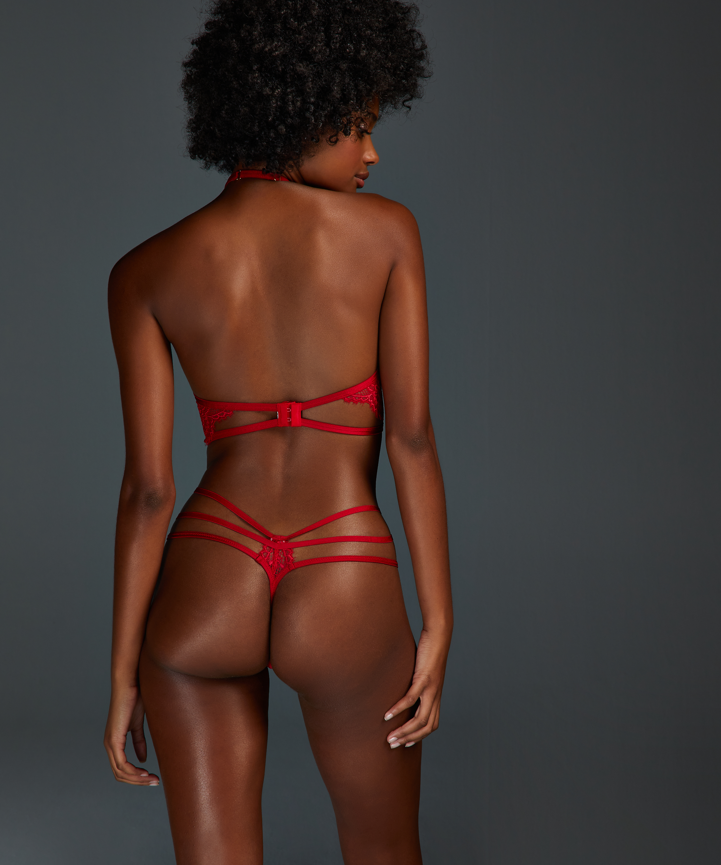 Evey stringtrosa, röd, main
