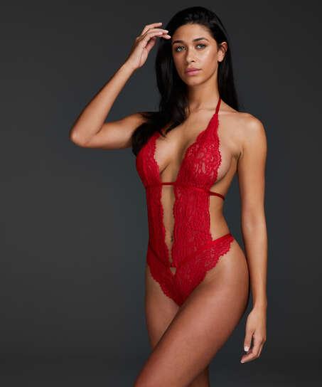 Salem body, röd