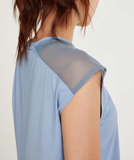 HKMX sport t-shirt Joya, blå