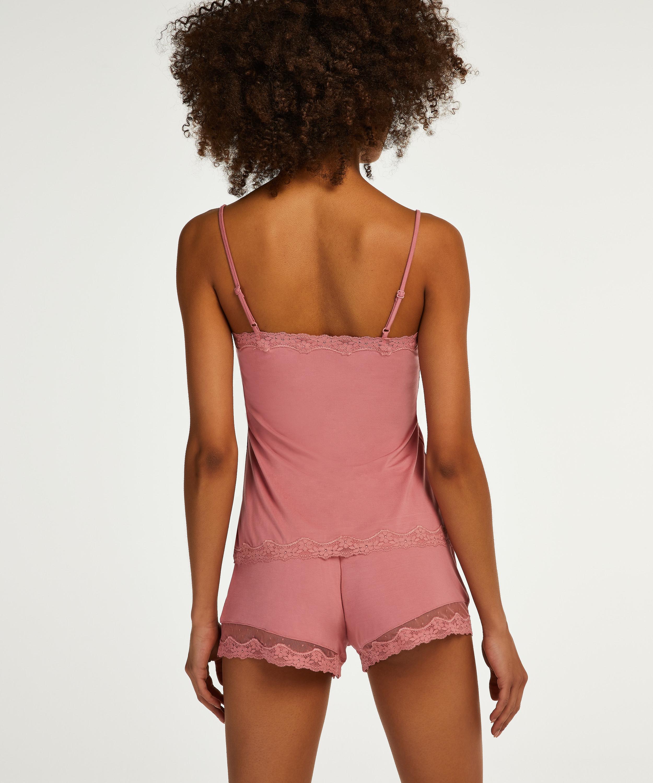 Pyjamasset, Rosa, main