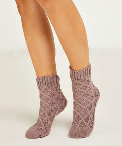 Sockor Knit, Lila