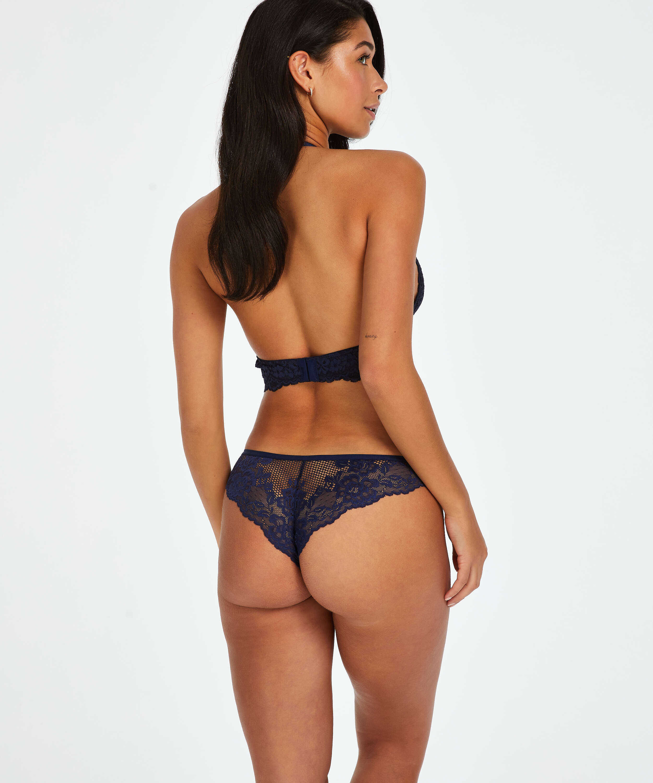 Brazilian-trosa Bianca, blå, main