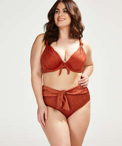 Galibi hög bikini-nederdel I AM Danielle, Orange