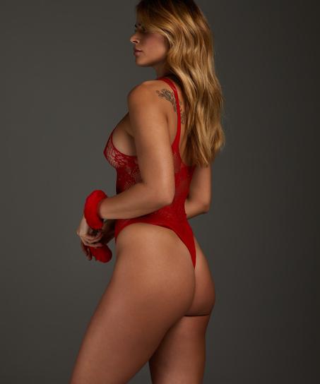Private body, röd