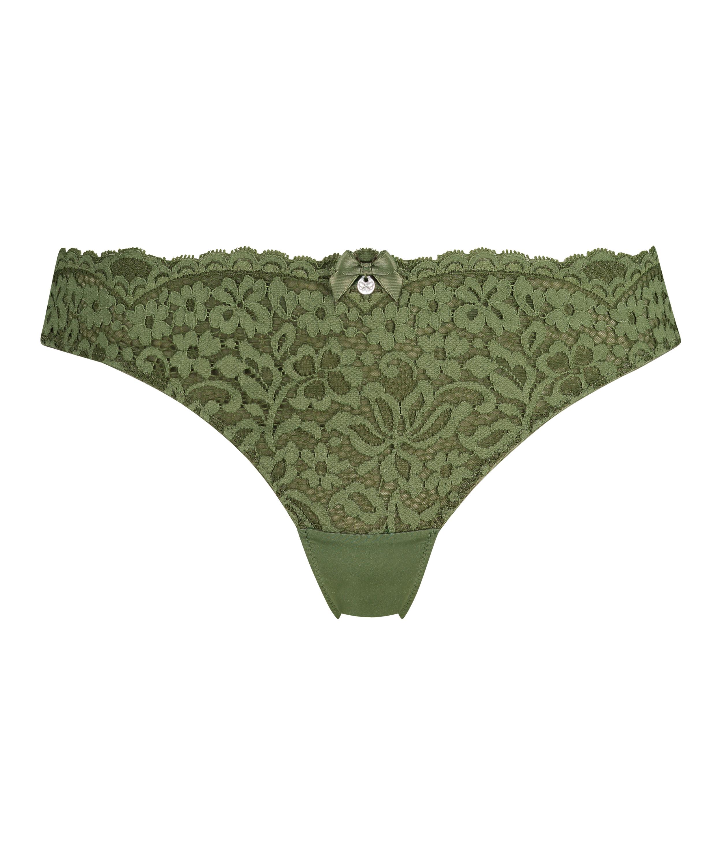 Stringtrosa Rose, grön, main