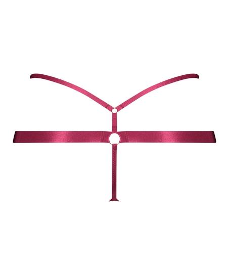 Stringtrosa Jacky, röd
