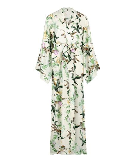 Lång kimono Leo, Rosa