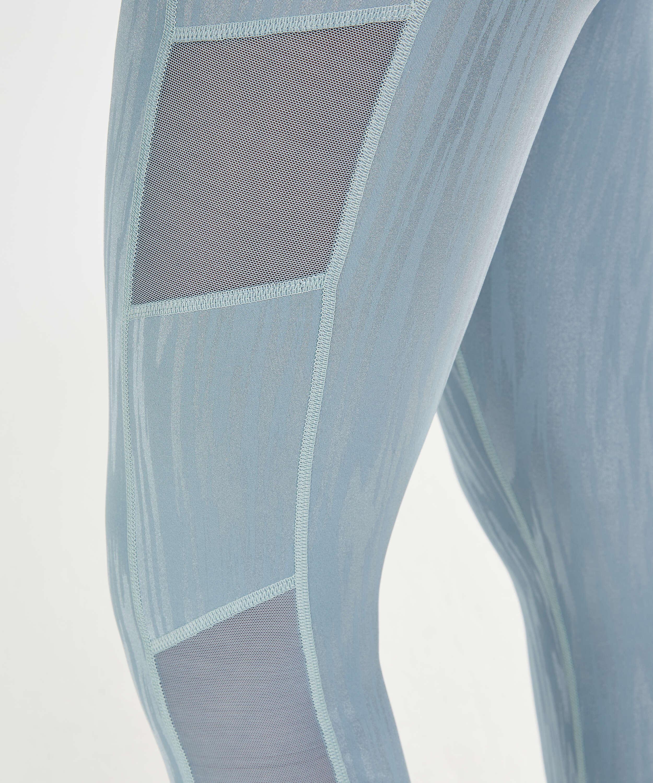 HKMX Sportlegging hög midja Mojave, blå, main