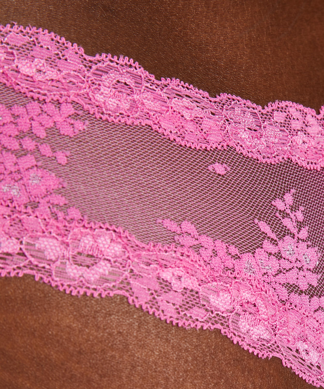 Brazilian-trosa V-shape mesh, Rosa, main