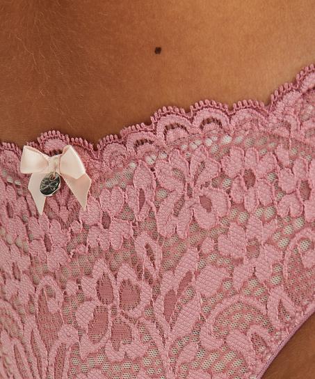 Stringtrosa Rose, Lila