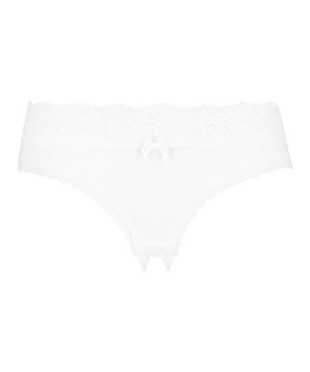 Dakota Brazilian Shorts, Vit