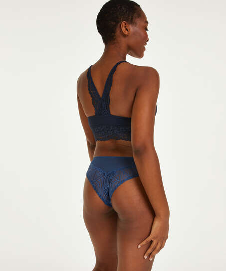 Frederica brazilian-trosa, blå